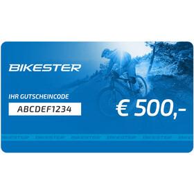 Bikester Geschenkgutschein 500 €